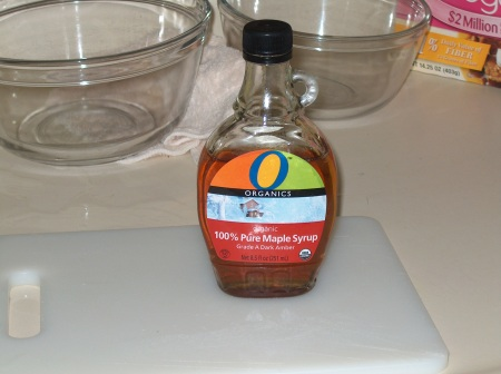 Pure Maple Syrup Image