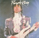 Prince Purple Rain Front Cover