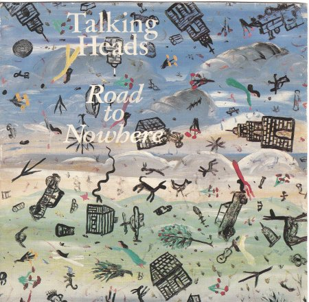 Talking heads road to nowhere front cover