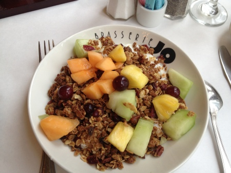 Granola in Boston